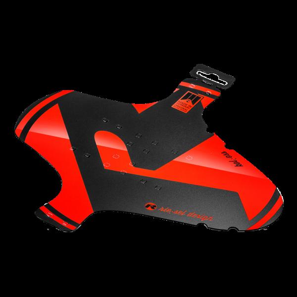 Riesel Design Mudguard Kol:oss Red