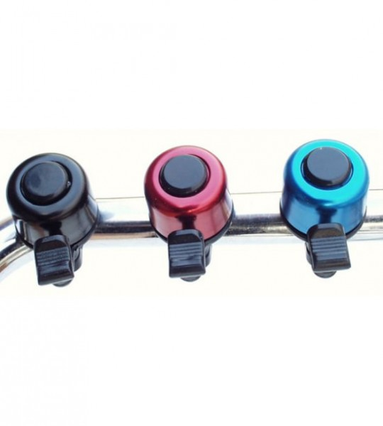 Ping-Glocke blau anodiziert