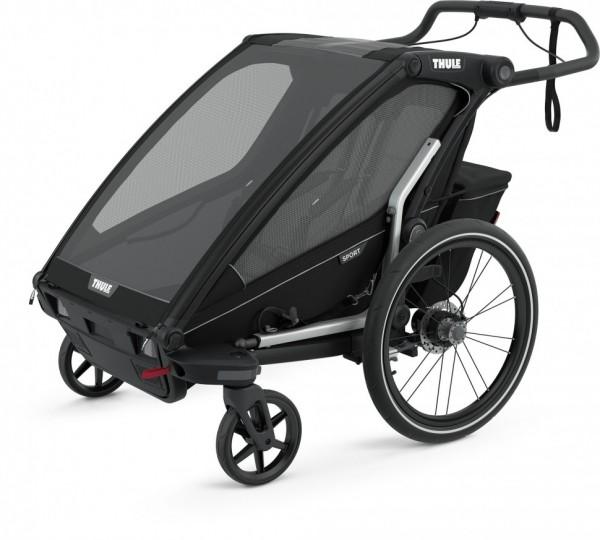 Thule Kinderanhänger Chariot Sport 2 Black
