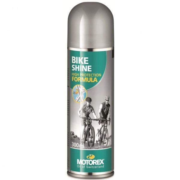 Motorex Bike Shine Pflege und Schutz Spray 300ml