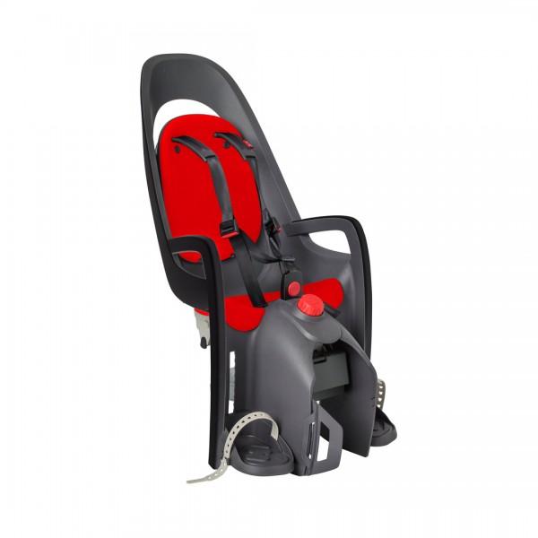 Hamax Caress Kindersitz Gepäckträger Rot