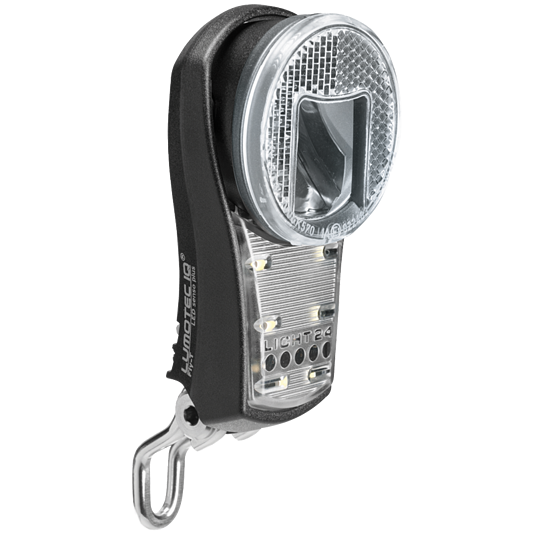 Scheinwerfer Flyer Busch&Müller IQ-Fly Bosch LED Tagfahrlicht Nabendynamo 8v