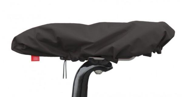 Sattelüberzug Wasserdicht aus Nylon schwarz