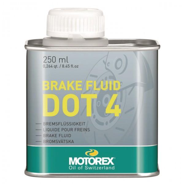 Motorex Bremsflüssigkeit DOT 4 250ml