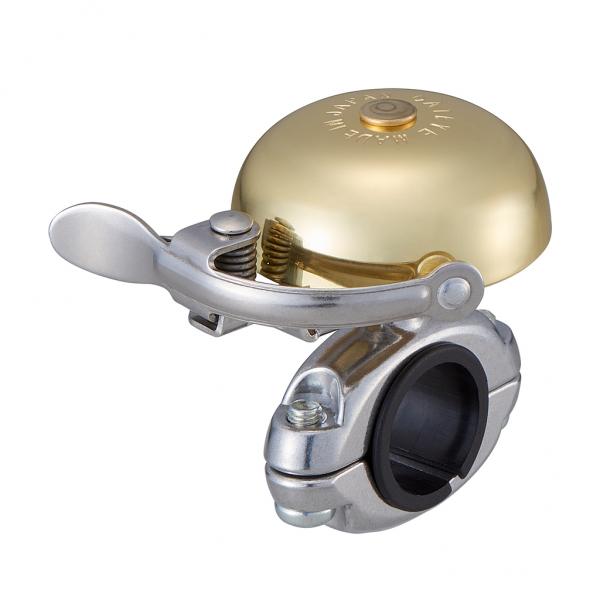 Cateye Hibiki Glocke Gold