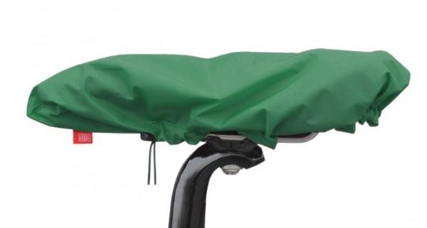 Sattelüberzug Wasserdicht aus Nylon grün