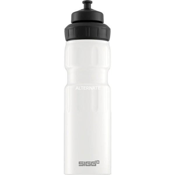 SIGG Flasche WMB Sports White Touch 0.75L
