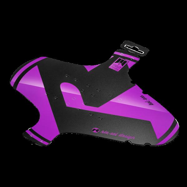 Riesel Design Mudguard Kol:oss Purple