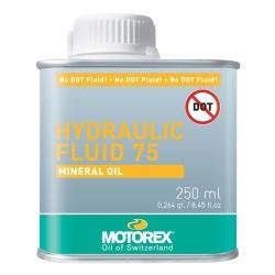 Motorex Hydraulic Fluid Mineral Oil Bremsflüssigkeit Dose 250ml