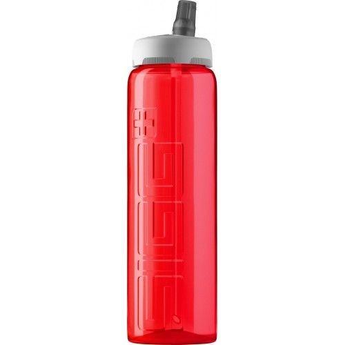 SIGG Flasche Viva Nat Rot 0.75L