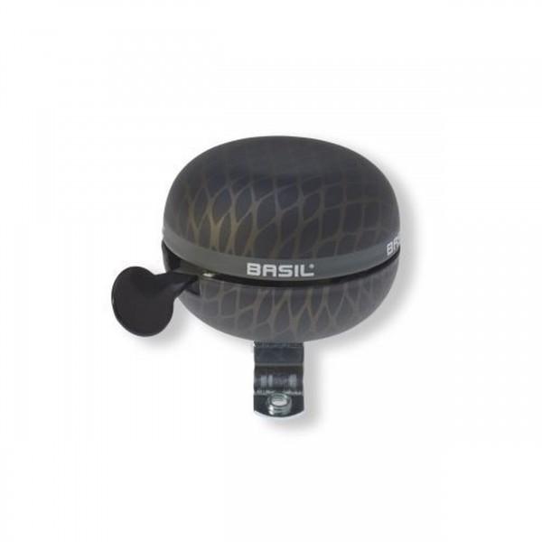 Glocke Basil Noir Bell black metallic