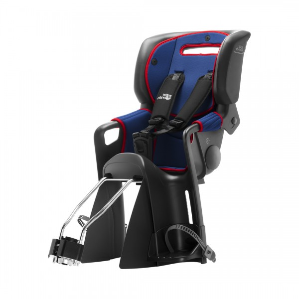 Römer Jockey3 Comfort Kindersitz blau/rot