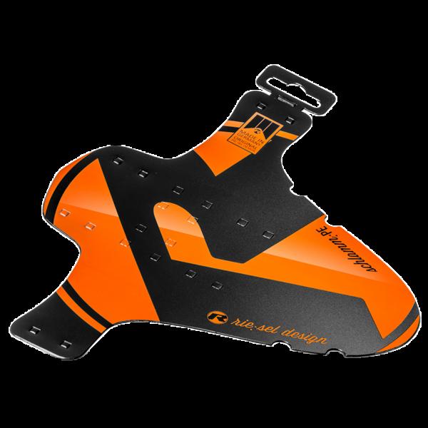 Riesel Design Mudguard Schlamm:pe Orange