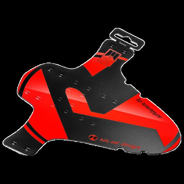 Riesel Design Mudguard Schlamm:pe Red