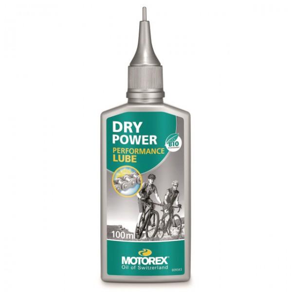 Motorex Dry Power Kettenöl Flasche 100ml