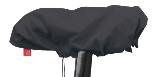 Sattelüberzug Wasserdicht aus Nylon XL schwarz