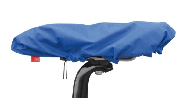 Sattelüberzug Wasserdicht aus Nylon blau