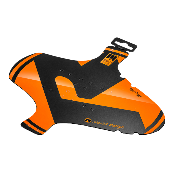 Riesel Design Mudguard Kol:oss Orange